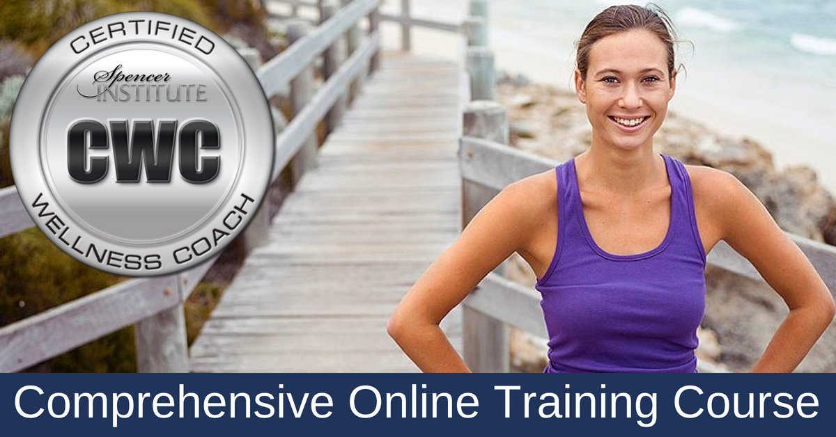 Certified Wellness Coach Spencer Institute