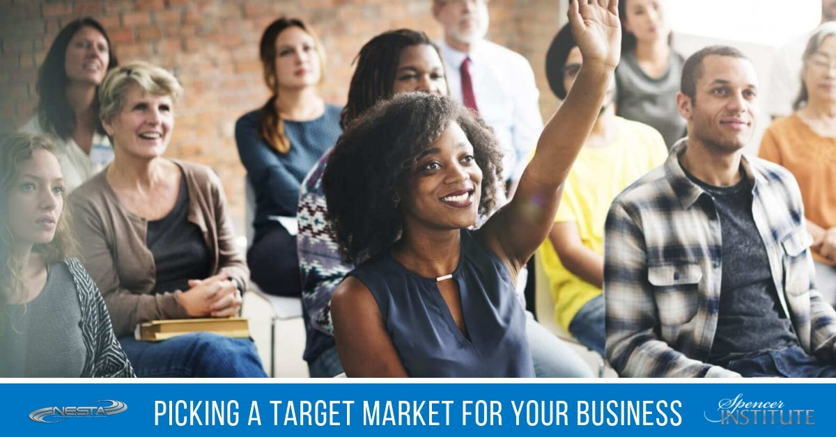 How do you reach your target market?