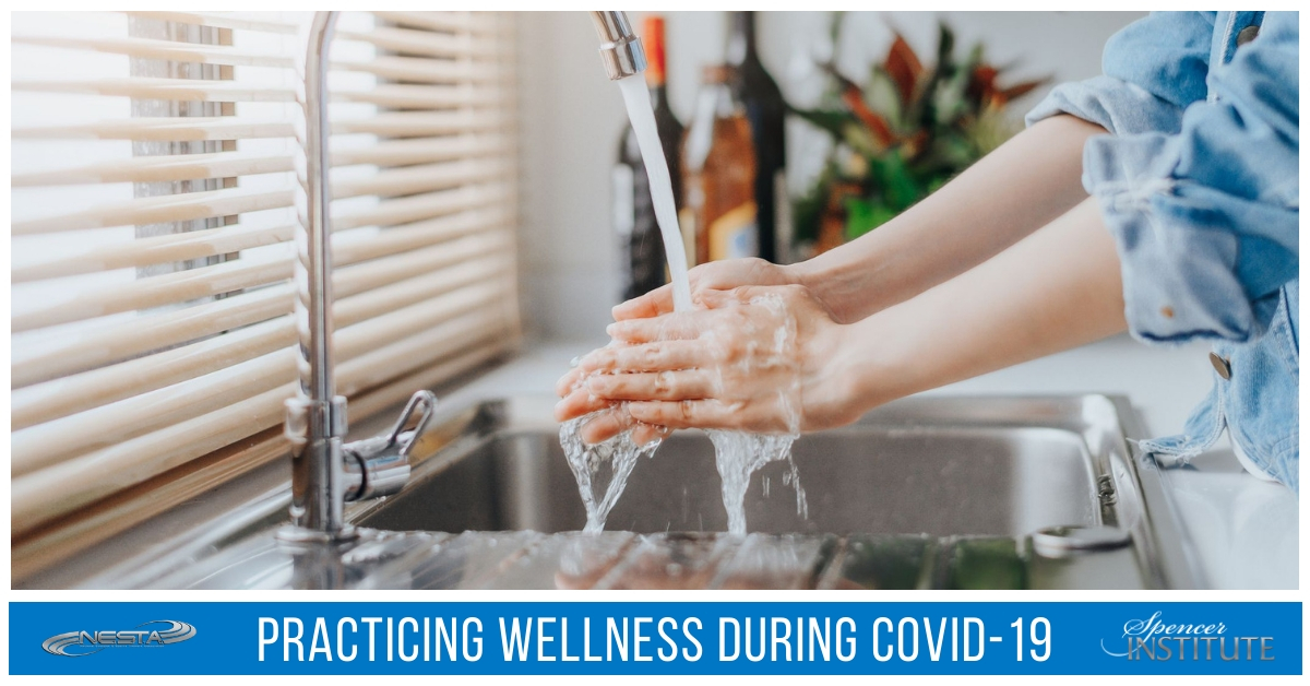 Helping Clients Practice Wellness During COVID-19 Outbreak
